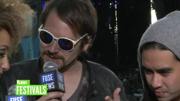 Festivals: Voodoo 2012: Silversun Pickups Freak Out in Haunted House