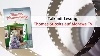 """Thumbnail von Thomas Stipsits im Gespräch - """"Uhudler Verschwörung. Ein Stinatz Krimi."""""""