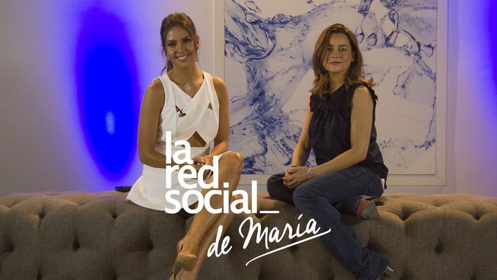 Pedroche en la Red Social de María: sus polémicas, sus sueños de infancia, la maternidad...