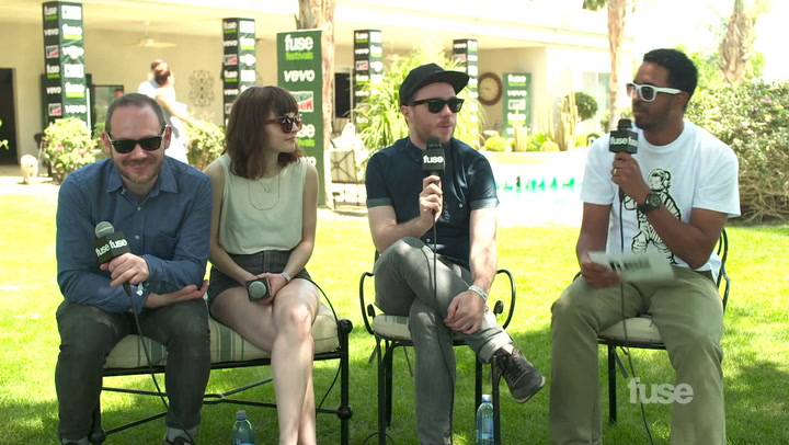 Coachella 2014: Chvrches' Lauren Mayberry Revisits Sexism Comments: 'We Nailed Our Colors to the Mast'