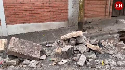 Vecinos denuncian problemas de aguas negras en El Manchen