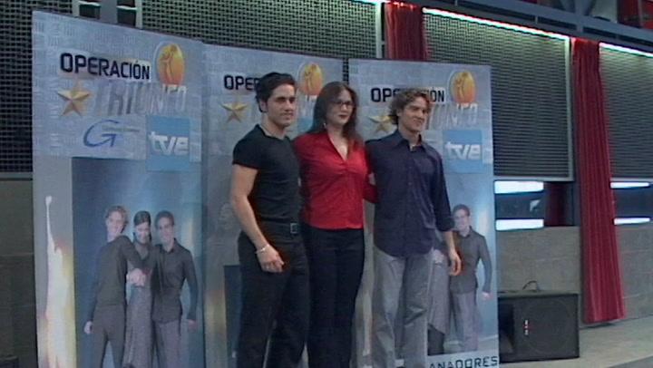 Rosa López rescata su primer casting de \'OT\' hace 20 años ¡y es increíble cómo ha cambiado!