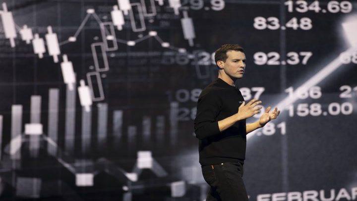 Thiel, Novogratz Back $10B Funding for Block.one's New Crypto Exchange