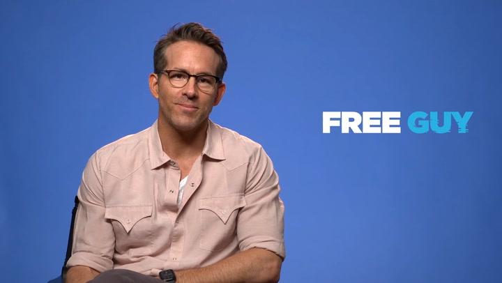 'Free Guy' Interviews