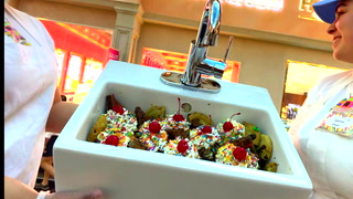Las Vegas ice cream shop offers everything in the kitchen sink