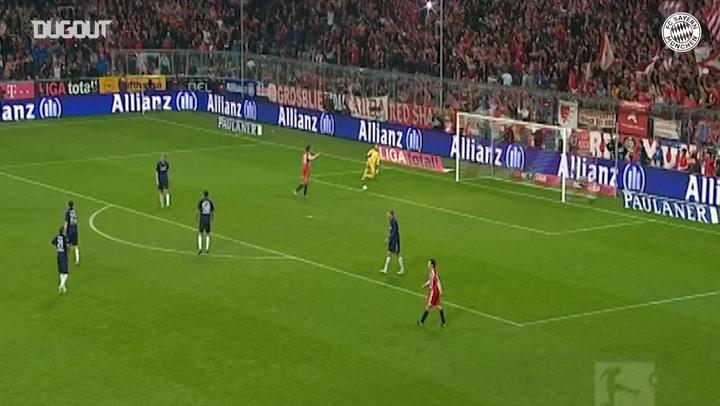 Toni Kroos scores thunderbolt vs Freiburg