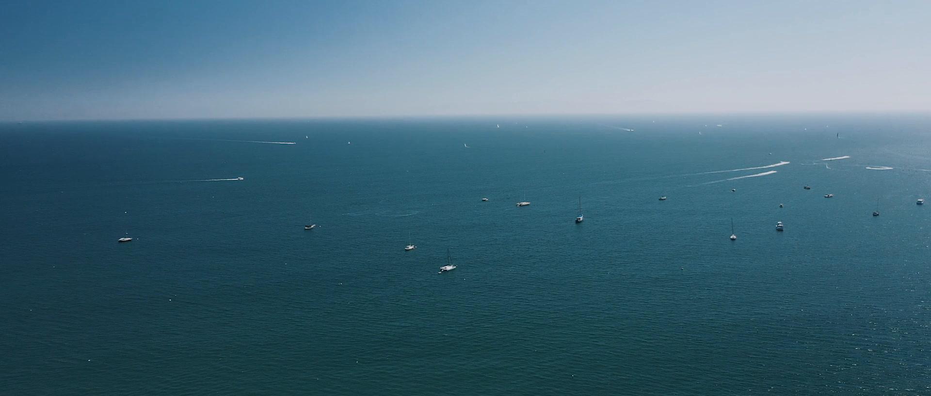 April + Nick   Santa Barbara, California   Channel Cat Yacht