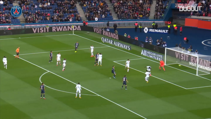 All Pablo Sarabia Ligue 1 goals in 2019-20