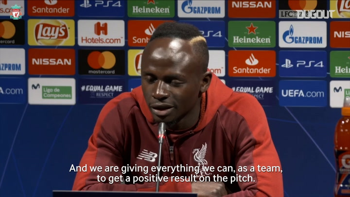Sadio Mane: Trophies More Important Than The Golden Boot