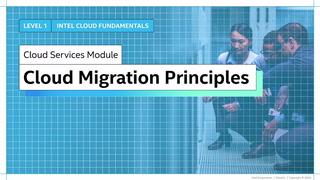 Chapter 1: Cloud Migration Principles
