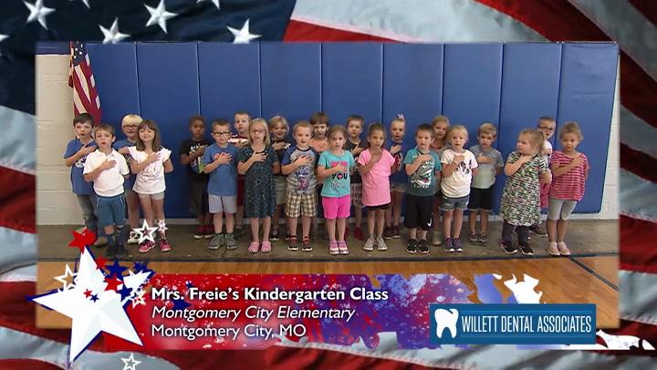 Montgomery Elementary - Mrs. Freie - Kindergarten