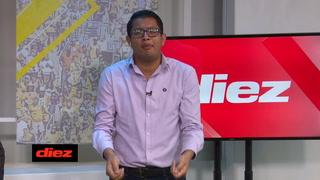 El debate en DIEZ TV sobre la polémica de Héctor Vargas con periodista: