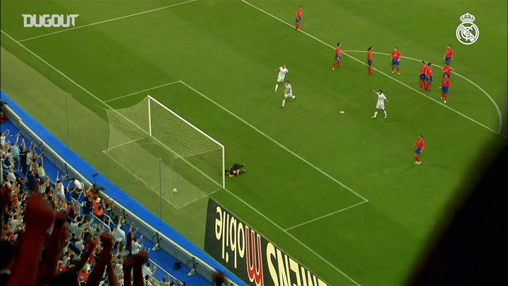 Incredible Goals: David Beckham Vs Numancia