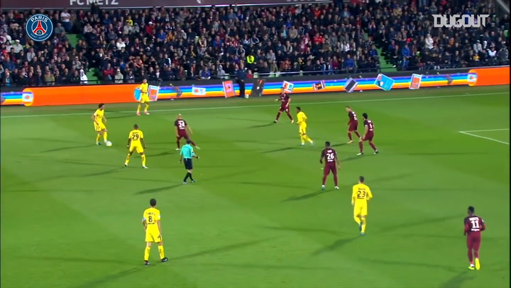 Mbappé, tercer máximo goleador histórico del PSG