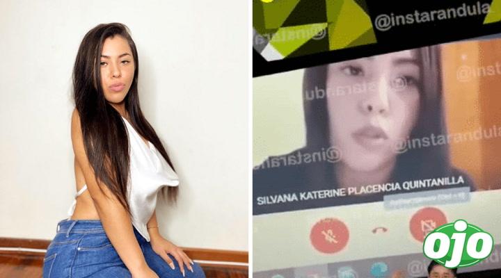 Usuaria lleva diplomado con la hermana de Yahaira Plasencia y graba su presentación | VIDEO