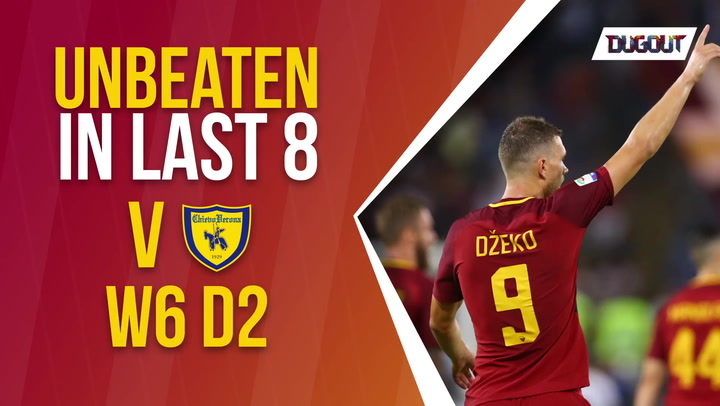 NTK: Chievo v AS Roma Serie A 10/12/17