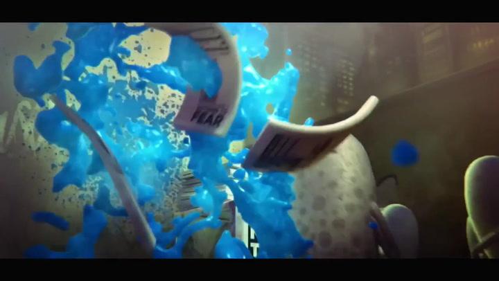 Heftig reklamefilm tar rotta på kreften