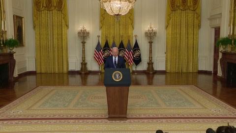 Biden defiende inmenso plan de gastos para cambiar trayectoria de EEUU