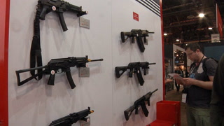 Shot Show 2019: Kalashnikov USA shows off new products