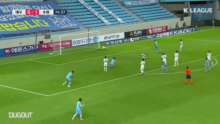 Cesinha golazo against Suwon Bluewings in K League