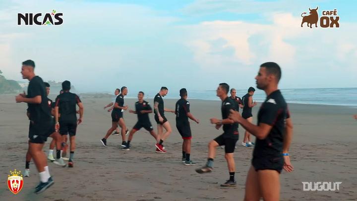 Real Estelí begin their pre-season