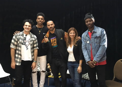 Nick Young, Rachel Nichols & Jinx Live from ComplexCon!