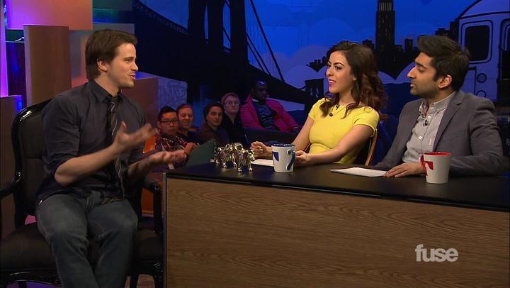 Shows: White Guy Talk Show: Jason Ritter Web Extra