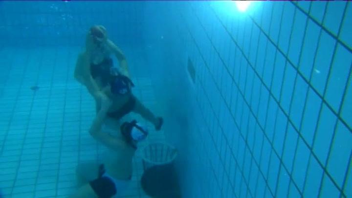 Hvordan begynne med undervannsrugby