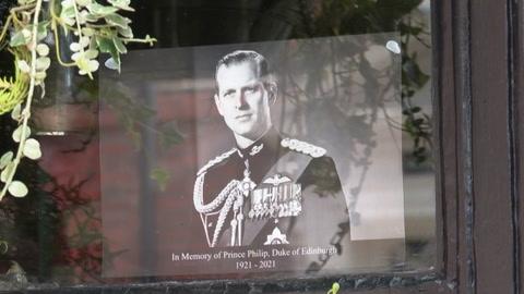 El Reino Unido ultima los preparativos para el funeral del marido de la reina