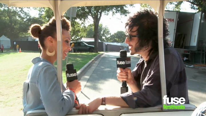 Canadian Rocker Reignwolf Details Sharing Studio Time With Pearl Jam at Austin City Limits