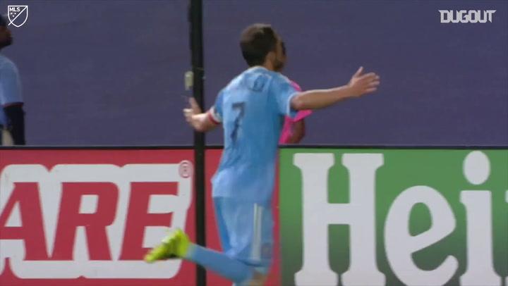 David Villa'nın MLS'teki En İyi Anları