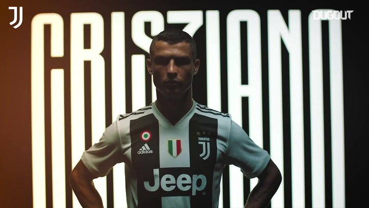 Cristiano Ronaldo's best moments at Juventus so far
