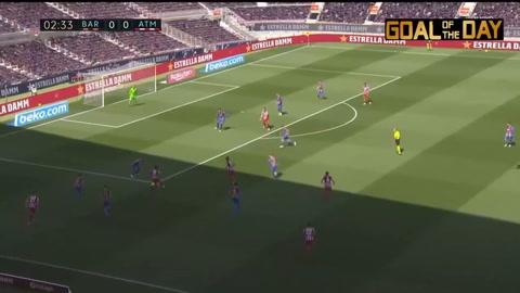 Barcelona 0-0 Atlético de Madrid (Liga Española)