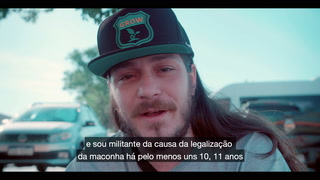 Cannabis Monitor Doc Série #3 | Expocannabis Uruguai 2019 | Thiago Tomazine