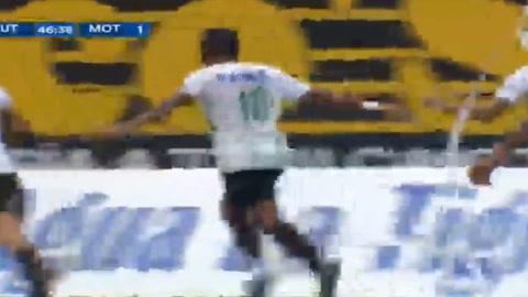 De lanzamiento penal Juticalpa le da vuelta al marcador ante Motagua