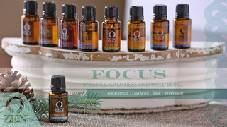 Focus Zen Essential Oils