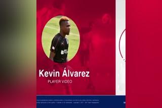 Kevin Álvarez recuerda sus mejores momentos con Olimpia en Instagram