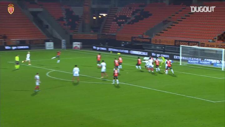 Aleksandr Golovin scores on his return with Monaco