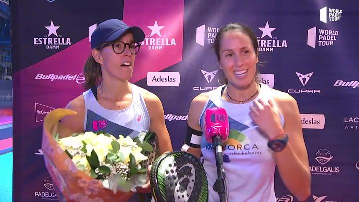 Gemma Triay y Lucía Sainz son las Maestras de 2020