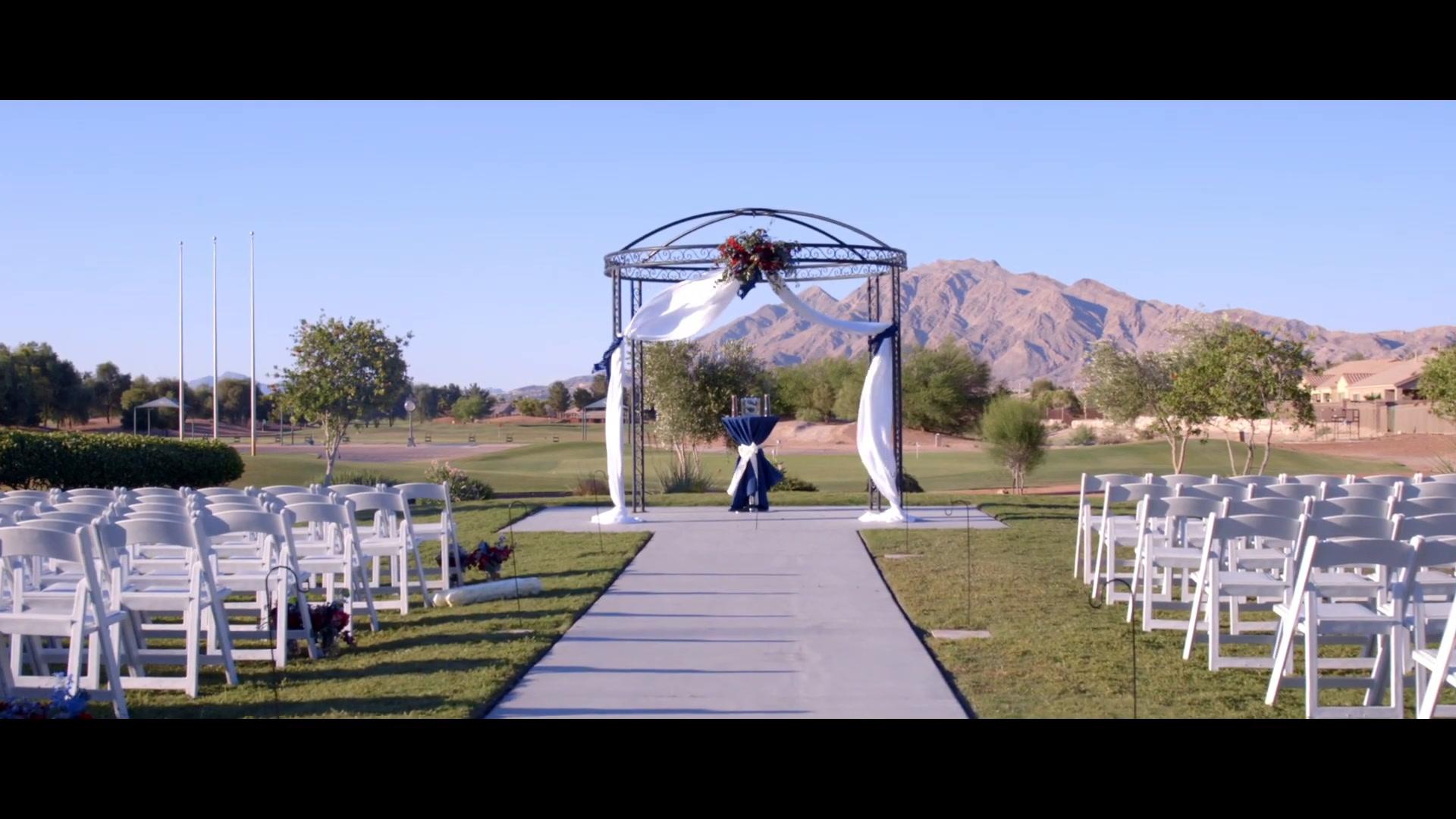 Niki + Timothy | Henderson, Nevada | wedgewood