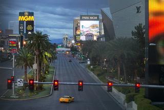 Las Vegas Strip casinos accepting bookings after shutdown ends – Video