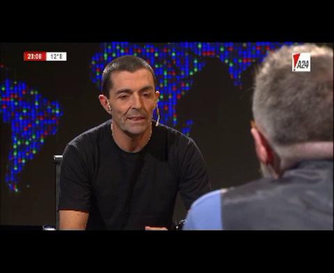 Federico Delgado: ¿Cómo explicás que alguien robó, se arrepiente y consigue la libertad?
