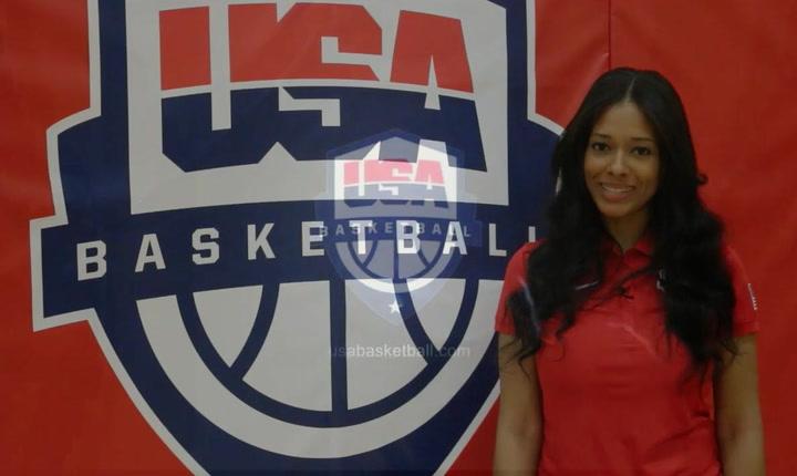 2016 USA Basketball Women's 3x3 U18 World Championship Team Practice