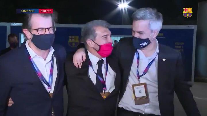 Fair play entre los 3 candidatos