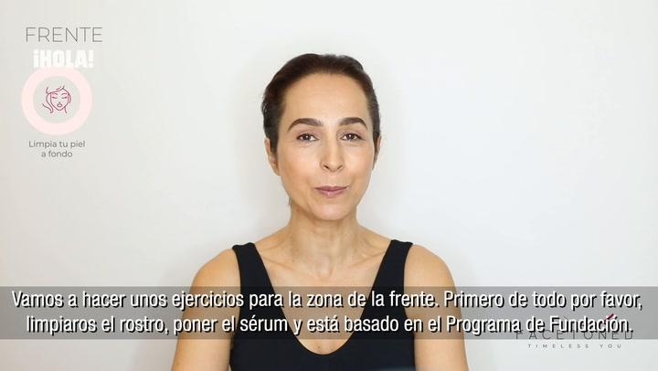 Un método de Pilates facial para rejuvenecer el rostro