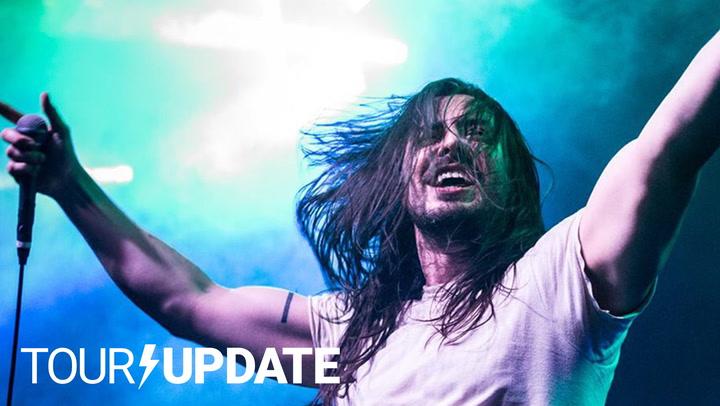 Andrew W K  Tour Update : Favorite Setlist fm Music Moments
