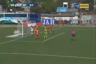¡El casi gol olímpico de Marcelo Canales con Motagua ante Real de Minas!