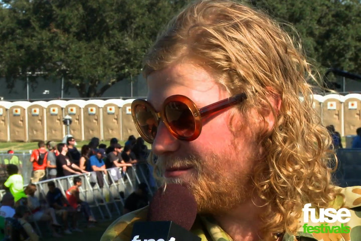 Festivals: Voodoo 2013: Allen Stone Talks Nursing Home Roots at Voodoo Music Fest