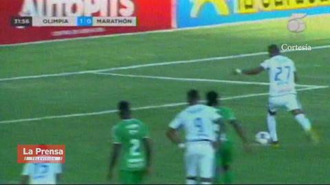 Olimpia 2-0 Marathón (Pentagonal)