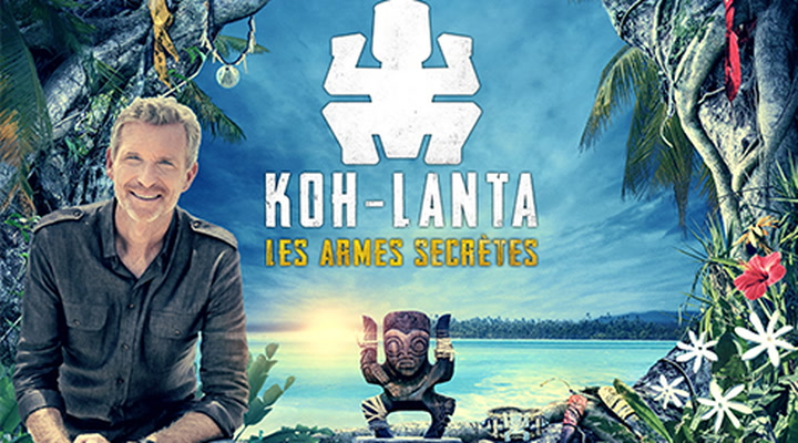 Replay Koh-lanta - les armes secretes - Samedi 27 Mars 2021